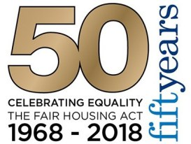 U.S. Fair Housing Act 50th Anniversary