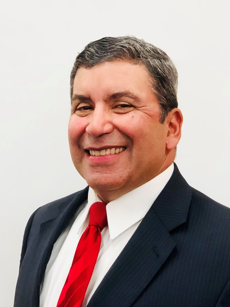 Mario Garza     Tampa Commissioner