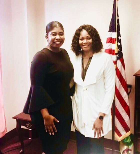 Representative Kamia L. Brown photo image