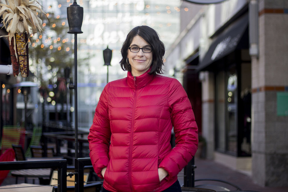 Ohio State University researcher Robyn Wilson is refusing to step down from her role on the EPA's Scientific Advisory Board. Photo: Photo: Ris Twigg, The Lantern