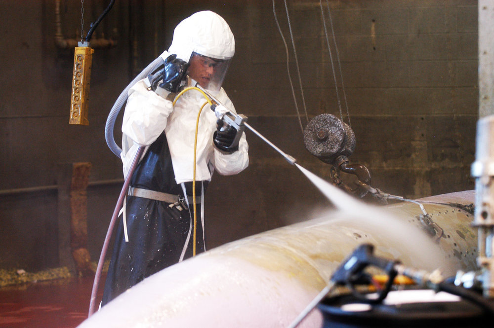 After intense lobbying by the chemical industry,the EPA is scaling back how it will determine safety risks associated with toxic substances available on the market. Photo: Sue Sapp /U.S. Air Force