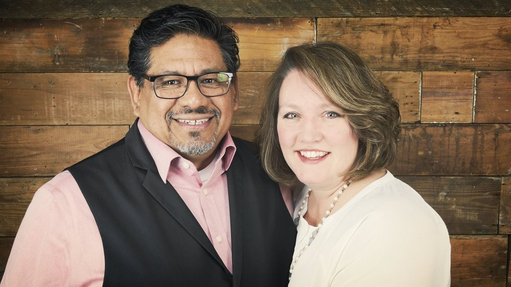 JOSE MARTINEZ   – SPANISH PASTOR   Jose and Melissa have been rooted in First Assembly since childhood. Jose attended North Central Bible College where he developed a passion for helping people connect with God. Melissa is blessed with a beautiful musical ability and is fluent in Spanish. God and their children are priorities for them. Jose and Melissa, along with their family, desire to impact and influence the Hispanic community to love God and love one another.   What do you enjoy doing for fun?   I enjoy golfing, singing, and hanging out with my evergrowing family.
