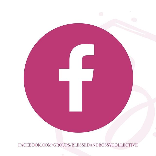 Have you joined our private Facebook group?! It's a safe place to seek advice, accountability, and connect with women around the world! We'd love to have you there! Find us at: www.facebook.com/groups/blessedandbossycollective . . Website: blessedandbossy.com Email: hello@blessedandbossy.com Facebook: facebook.com/blessedandbossy