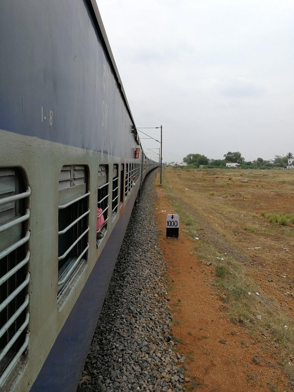 train-travel-india