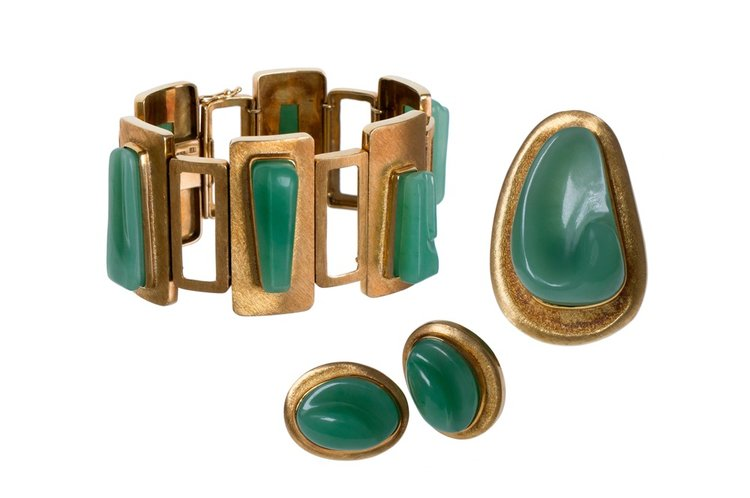 Burle Marx Forma Livra Chrysoprase Wright Gallery