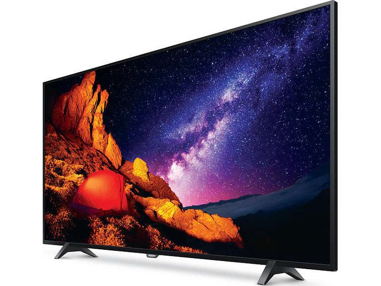 "bd3fbdefe165b Philips 65"" 4K HDR Smart TV — Pinnacle Discount Center"