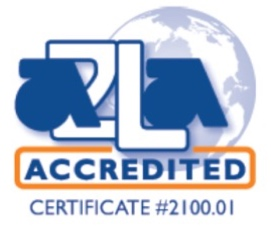 VIEW A2LA SCOPE OF ACCREDITATION