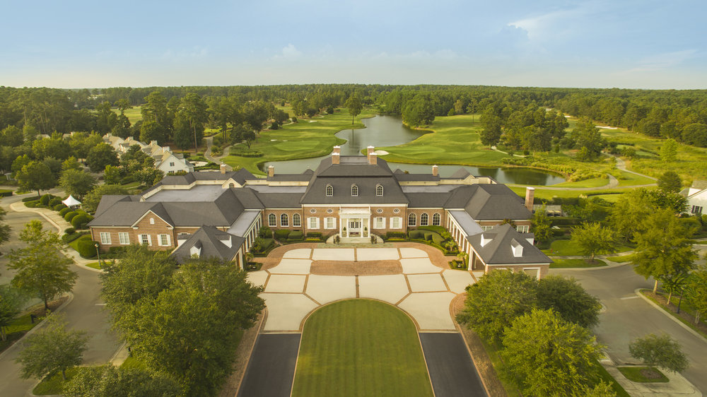Exquisite Lifestyle. Extraordinary Golf.  Host of the 2020 U.S. Women's Mid Amateur Chamiponship