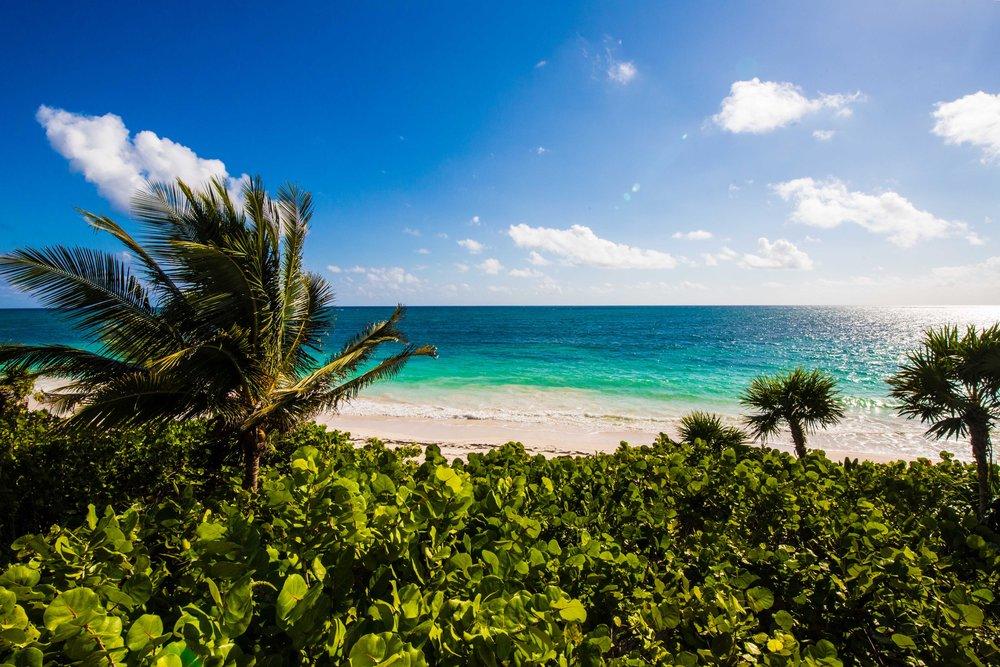 Private Beach -  - Tulum Luxury Villa Na'iik