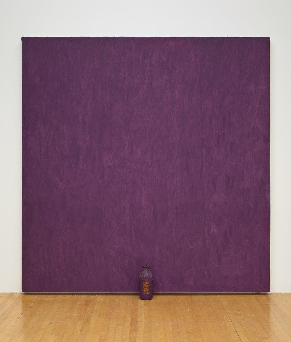 Milk Bottle Purple