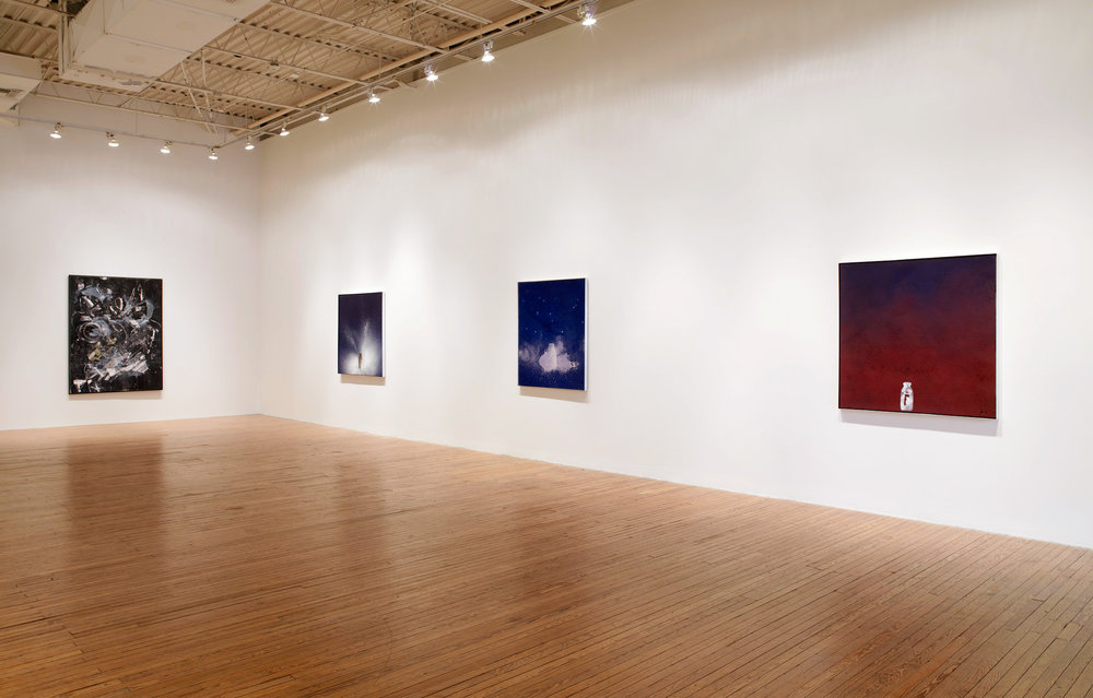 Joe Goode at Texas Gallery, 2012  . . . . ( installs )