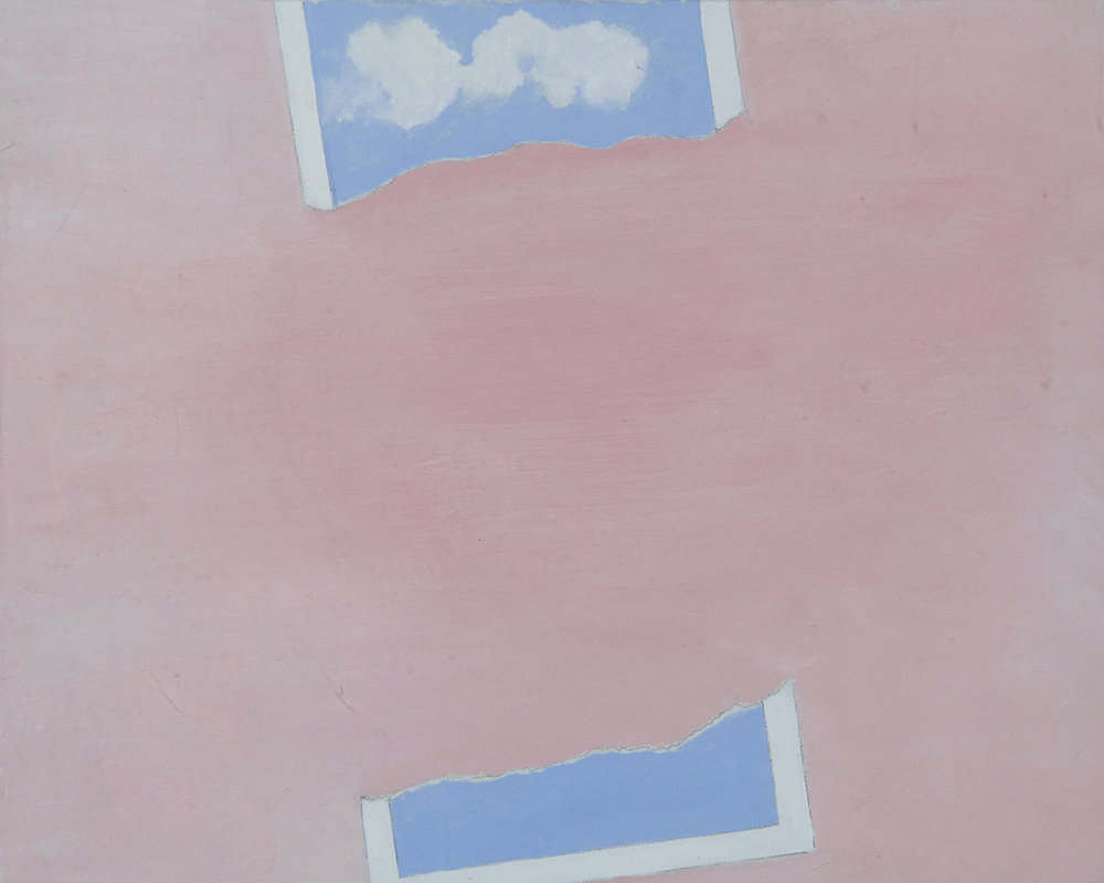 Untitled (from Photo Cloud series), 1969,  Orange County Museum of Art