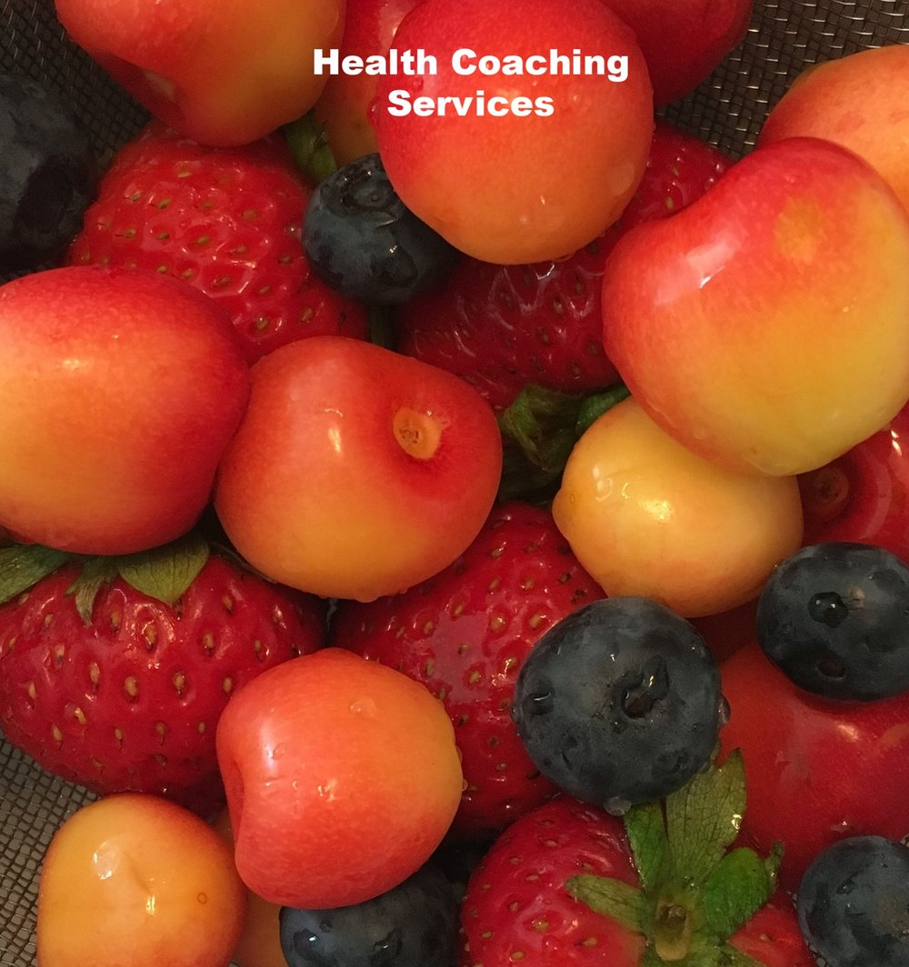 Health Coaching  -  Services