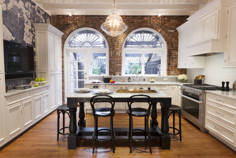 Кухни классические дизайн 2018 года новинки