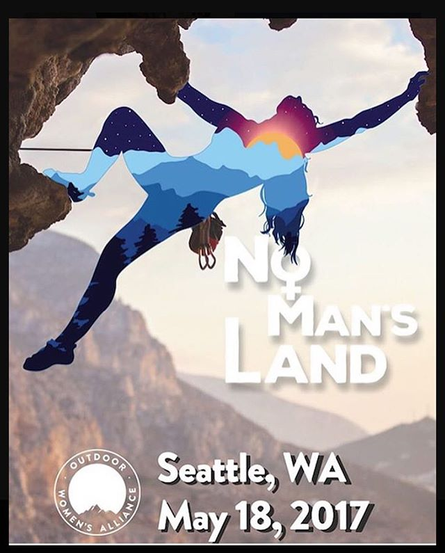 A Festival That Takes Women's Adventure Films On The Road @nomanslandfilmfestival @seattlewashington #nomansland #film @aishaweinhold #nmlfeature #womeninfilm #women #instagood #powerofwomen #powerofgood