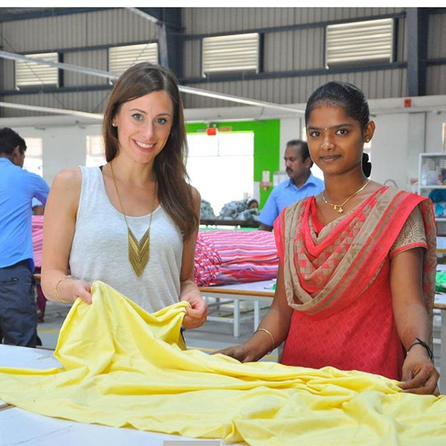 "Colorful Clothes For Kids Whose Sales Help India's Orphans - After having her first child, Amanda Barthelemy came across an infant's bodysuit in a boutique that was much softer than the ones she'd been buying. She checked the label, discovering it was made of organic cotton. Despite its softness, Barthelemy didn't like the bodysuit's oatmeal color and didn't buy it. ""I'd just had a baby girl and wanted to dress her in purples and yellows and other pretty colors,"" she says.  But she did want to learn more about organic fabrics. Barthelemy began researching; finding that most organic clothing available wasn't dyed, though more natural dyes were becoming available. Demand for organics was also rising. Barthelemy's background might have been marketing, not fashion, but she saw an opportunity. In late 2014, she founded Colored Organics, a line of eco-friendly, organic and colorful styles for babies and kids. @coloredorganics @amandabarthelemy #childrensclothing #femalepreneur #womenempowerment #womeninbusiness #instagood"