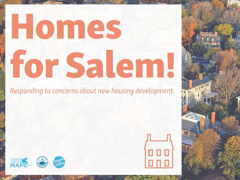 """Do you support housing but either hear or have concerns such as, """"the City's infrastructure can't handle more housing"""" or """"our schools are at capacity""""? Click the above image to check out responses to these common housing concerns plus many more."""
