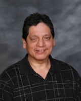 Manuel Alvarado - High School and Middle School Custodian