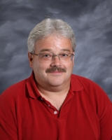 Mark Breece - Elementary School Custodian