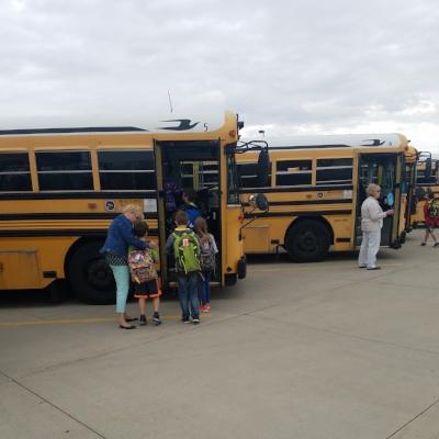 Elementary School bussing