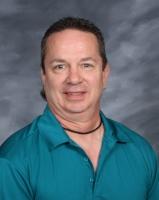 Rick Allen - High School and Middle School Custodian