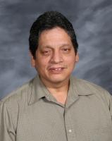 Manuel Alvarado - High School and Middle School Custodian