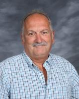 Jeff Dunlap - Early Childhood Center Custodian