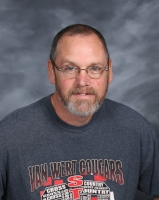 Brent Hamrick - High School and Middle School Custodian
