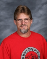 Tim Parker - High School and Middle School Custodian