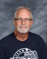 Scott Pollock - High School and Middle School Custodian