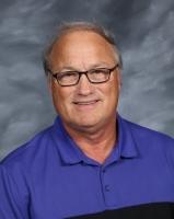 Brad Scheidt - High School and Middle School Custodian