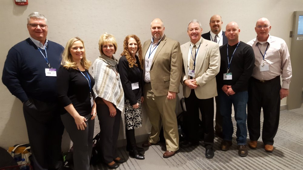 Attendees of the OSBA Capital Conference in COlumbus, Ohio