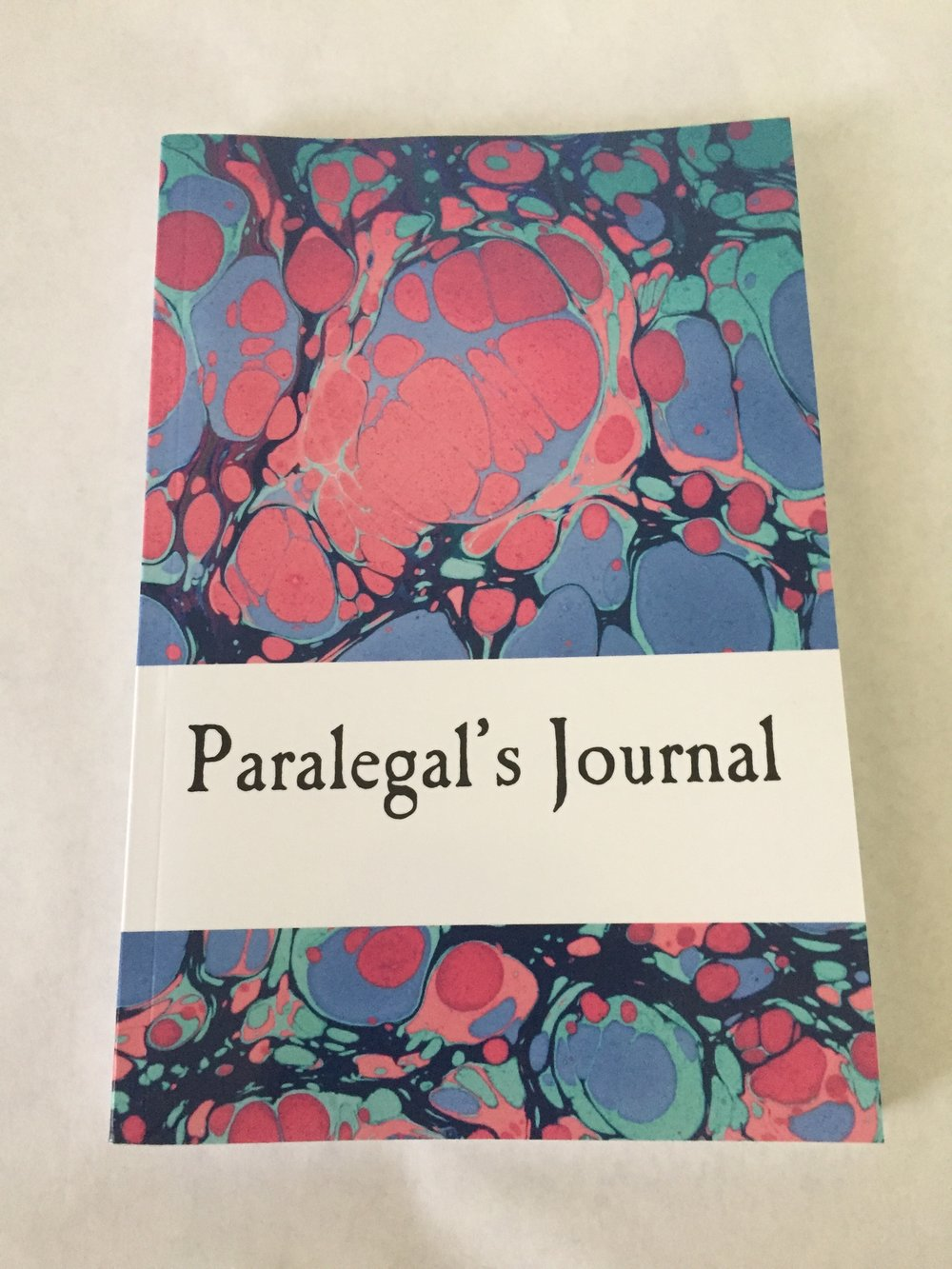 Paralegal's Journal
