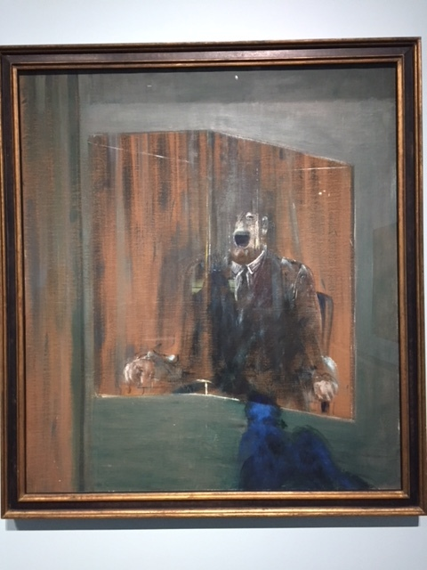 Study for a Portrait , 1949