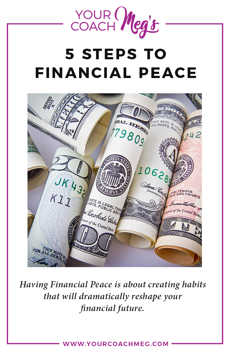 Seeking Financial Peace
