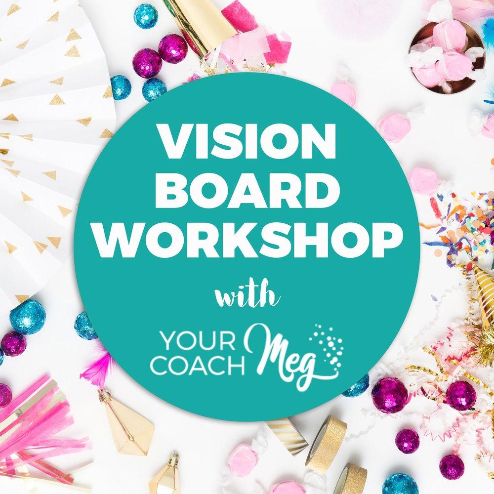 Vision Board Workshop St Louis