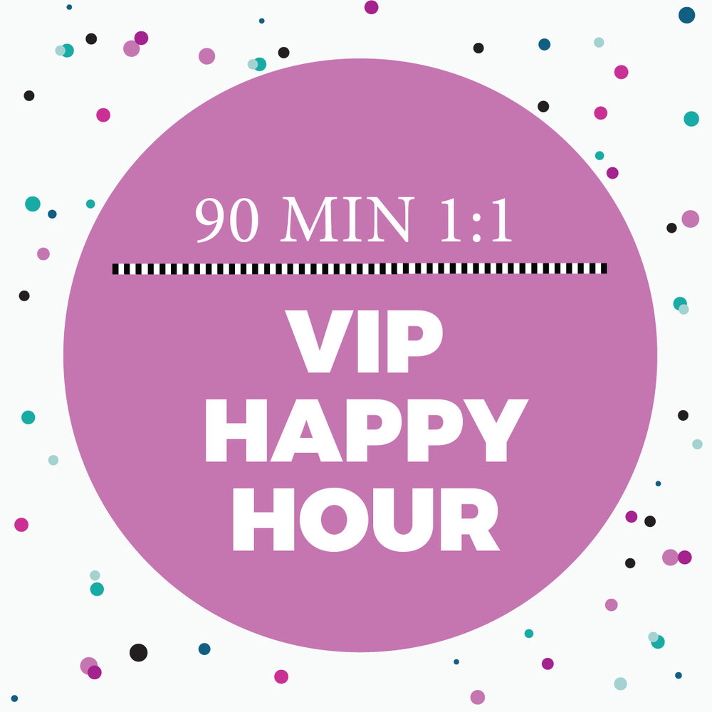 VIP HAPPY HOUR