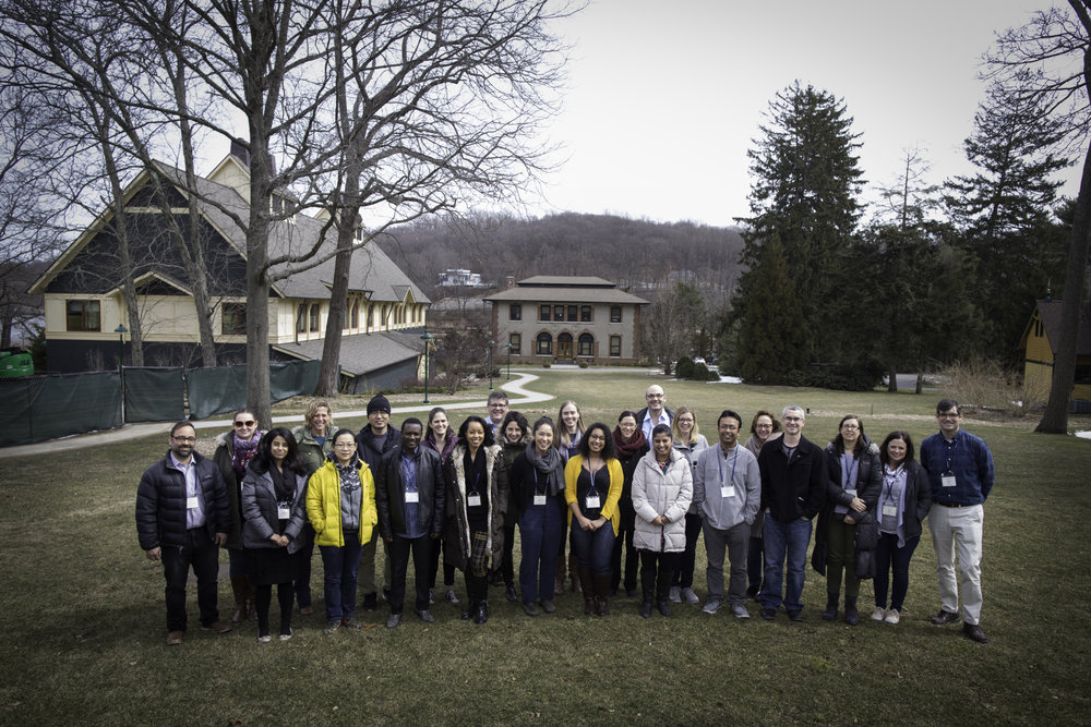 The Genome Access Course Class of 2018 (Spring)