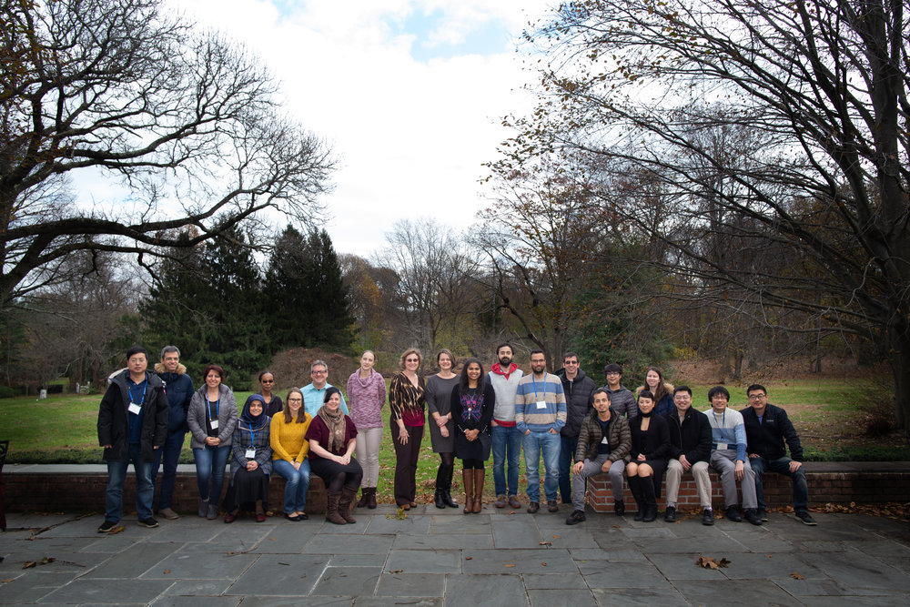 Scientific Writing Retreat Class of 2018