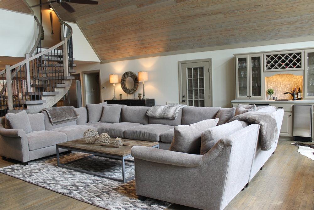 Arkansas Lake House: Design, Renovation, & Decor