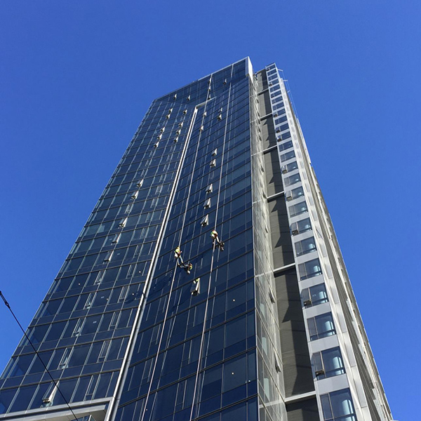 HIGH RISE    Commercial Buildings    See Our Work