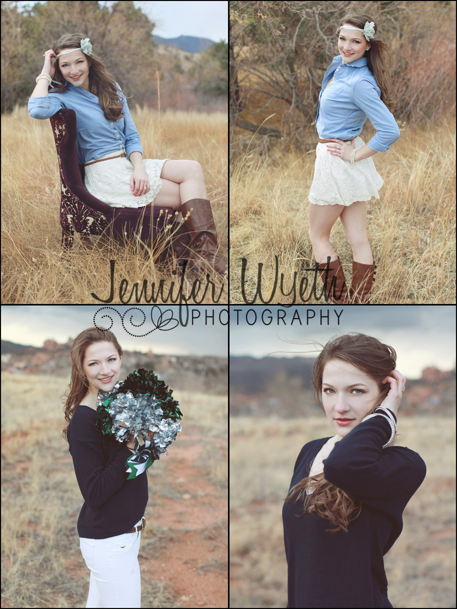 colorado springs beautiful senior girl