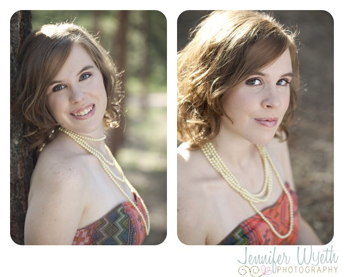 close up images of pretty girl leaning against tree in golden light