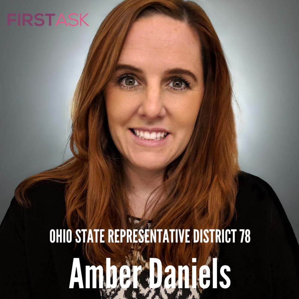 Amber Daniels - 2018 Candidate for State Representative District 78, OH