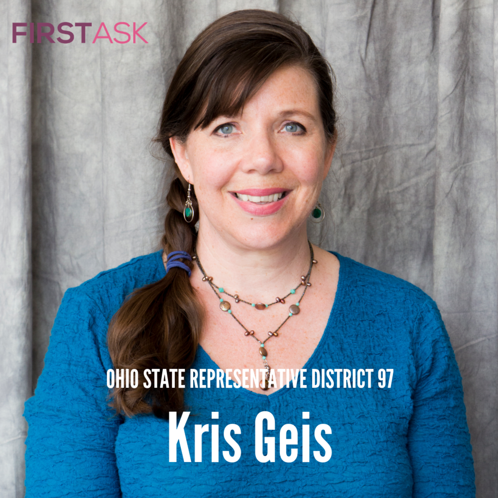 Kristine Geis-  2018   Candidate for State Representative House District 97, OH