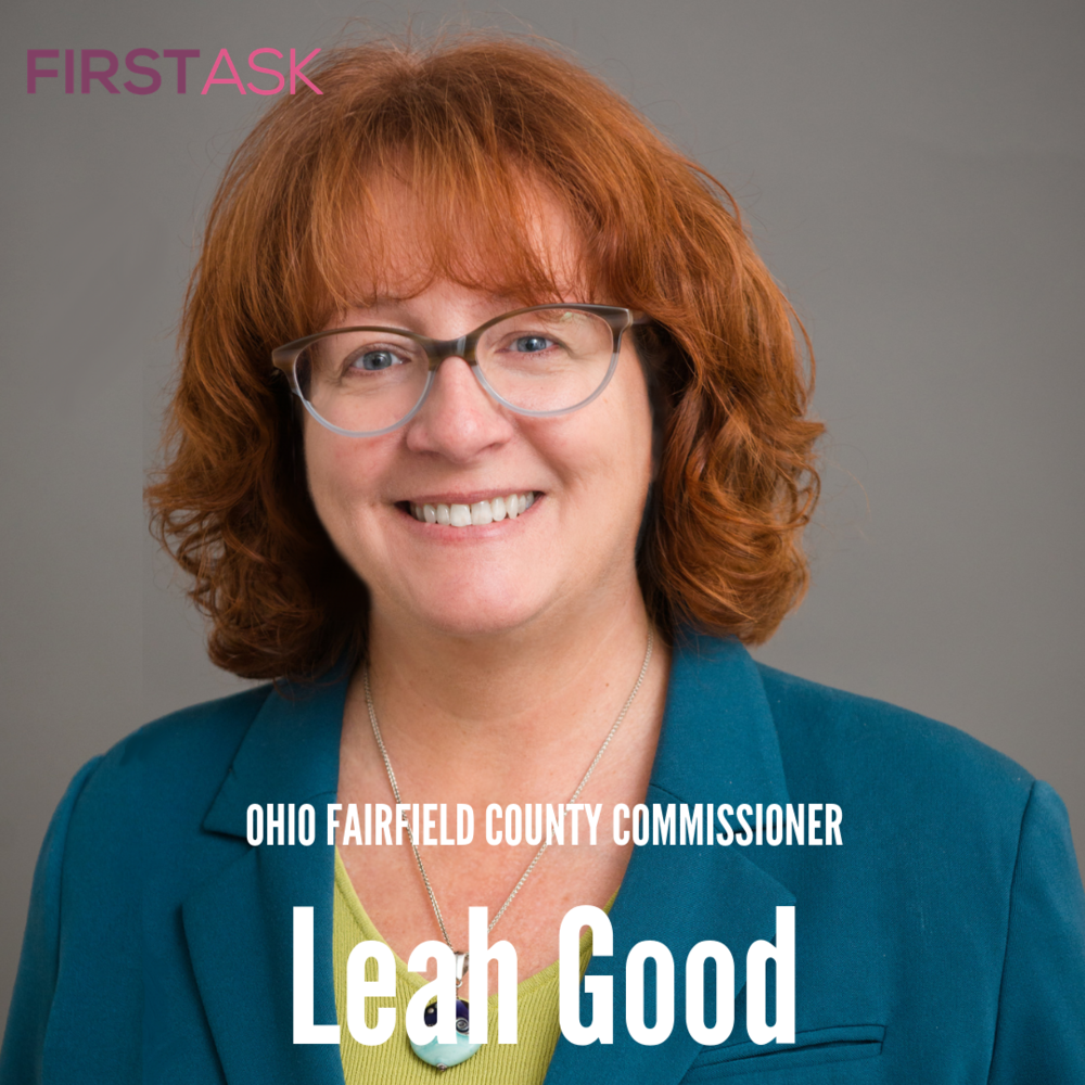 Leah Good-  2018 Candidate for Fairfield County Commissioner, OH