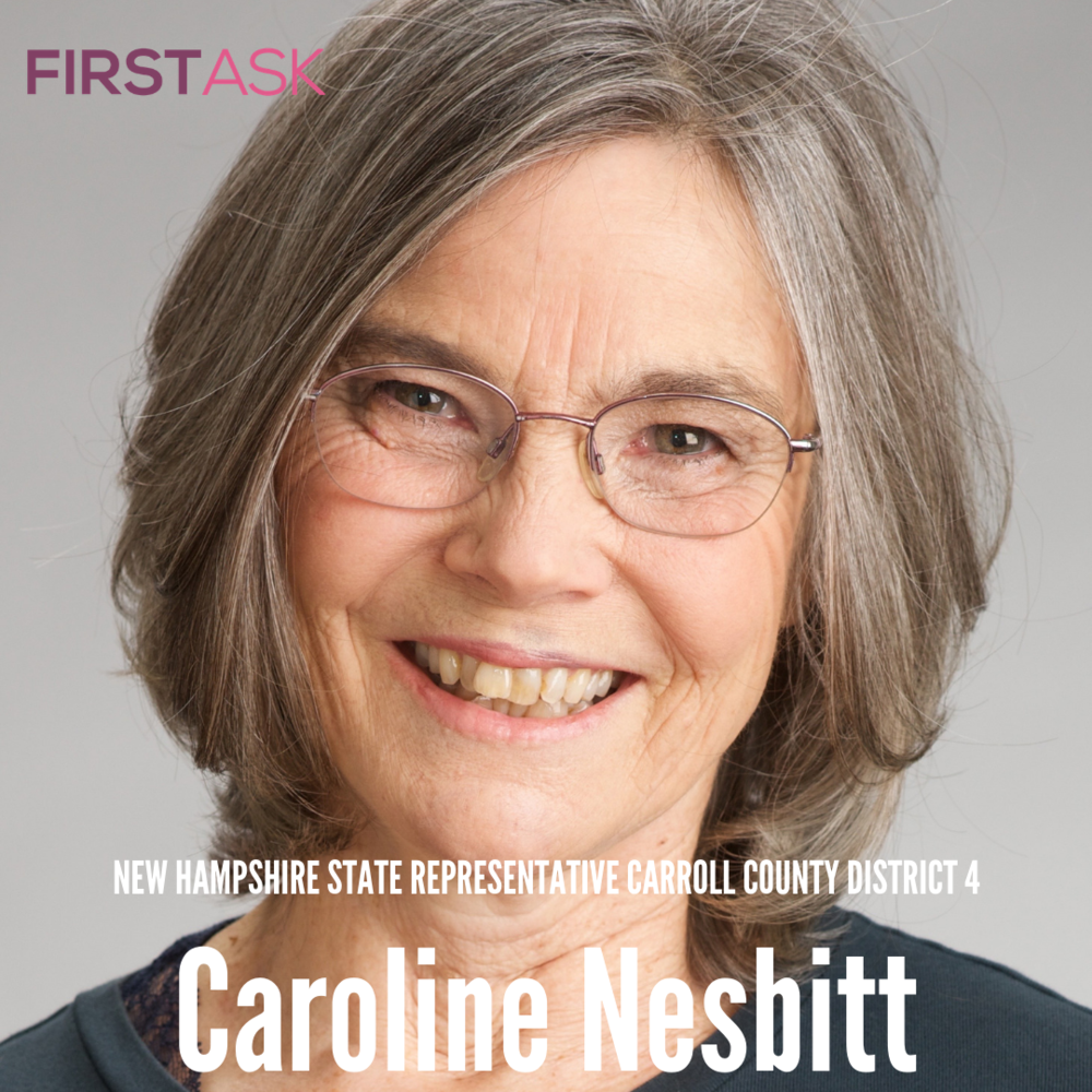 Caroline Nesbitt-  2018 Candidate fo r  State Representative Carroll County District 4, NH