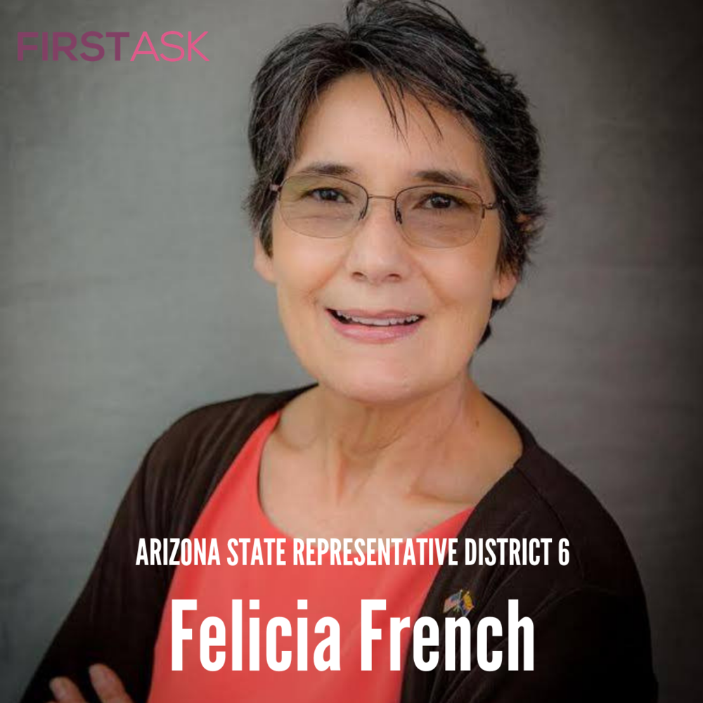 Felicia French-  2018 Candidate for State Representative District 6, AZ
