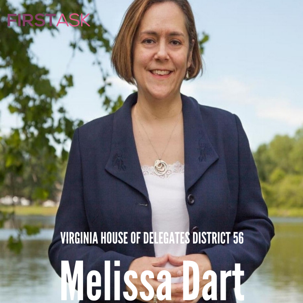 Melissa Dart-  Virginia House of Delegates District 56, VA