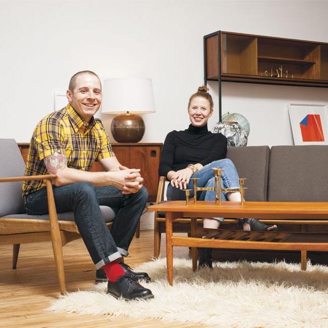 Kara + Bill KurthGOLDEN AGE DESIGN@goldenagedesign | goldenagedesign.com -